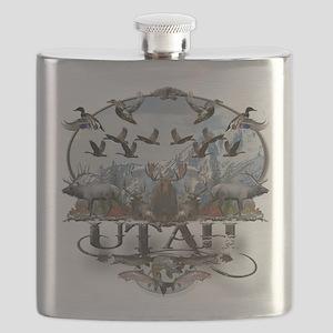 Utah outdoors Flask
