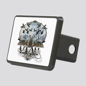 Utah outdoors Rectangular Hitch Cover
