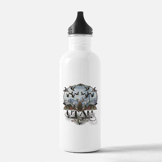 Utah outdoors Water Bottle