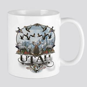 Utah outdoors Mug