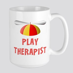 Play Therapist Stainless Steel Travel Mugs
