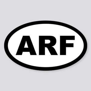 Euro ARF sticker