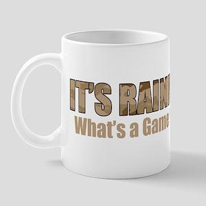BF2 Raining Cars Mug