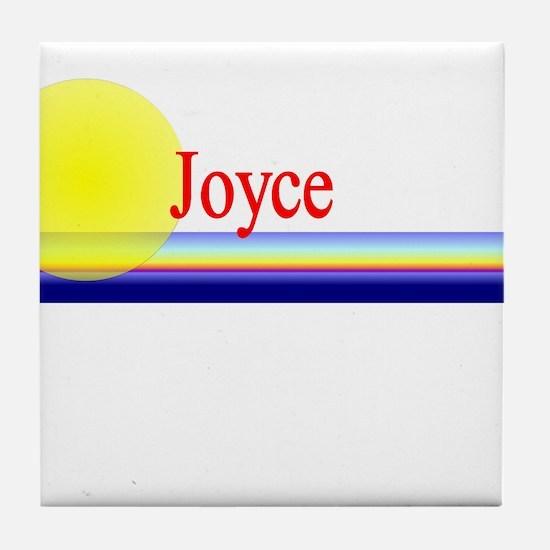 Joyce Tile Coaster