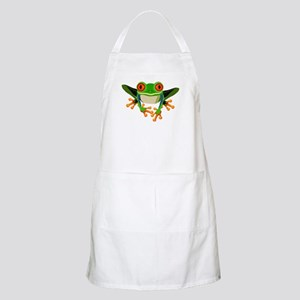 Colorful Tree Frog Apron