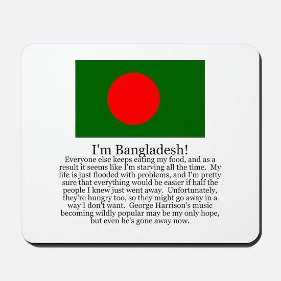 Bangladesh Mousepad