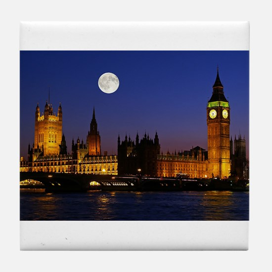 London Tile Coaster