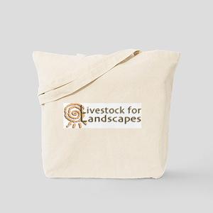 Livestock for Landscapes Tote Bag