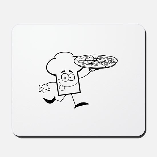Chef Mousepad
