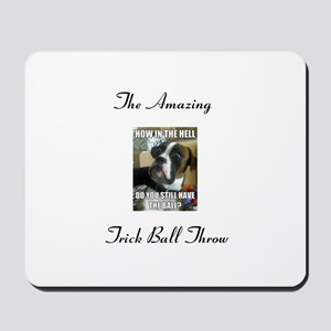 The Fakie Mousepad