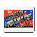 Camp Wolters Texas Mousepad