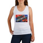 Camp Wolters Texas Women's Tank Top