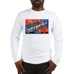 Camp Wolters Texas (Front) Long Sleeve T-Shirt
