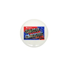 Camp Maxey Texas Mini Button