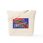 Camp Maxey Texas Tote Bag
