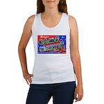 Camp Maxey Texas Women's Tank Top
