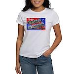 Camp Maxey Texas (Front) Women's T-Shirt