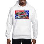 Camp Maxey Texas (Front) Hooded Sweatshirt