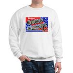 Camp Maxey Texas (Front) Sweatshirt