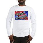 Camp Maxey Texas Long Sleeve T-Shirt