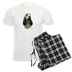 Basset Griffon Vendeen Men's Light Pajamas