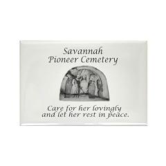 #4 Savannah Pioneer Cemetery Magnet (10)