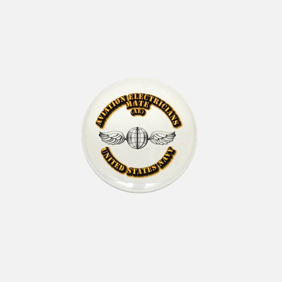 Navy - Rate - AE Mini Button