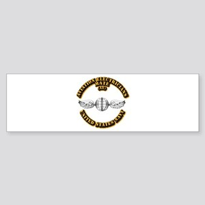 Navy - Rate - AE Sticker (Bumper)