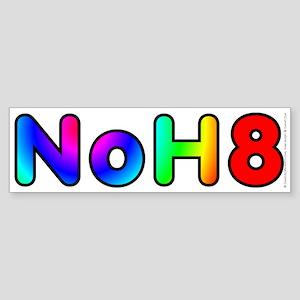 NoH8 - Sticker (Bumper)