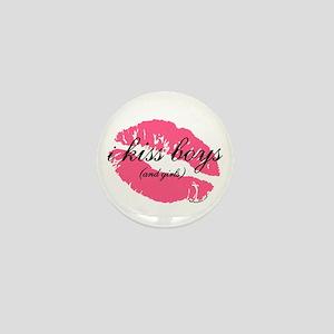 i kiss boys and girls Mini Button