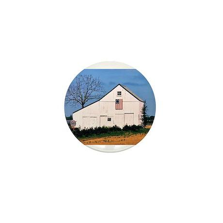 American Barns No. 2 Mini Button (10 pack)