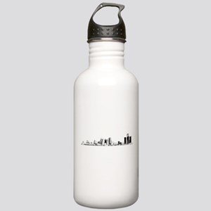 Detroit Skyline Stainless Water Bottle 1.0L