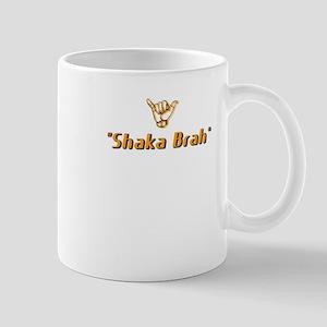 shaka brah zip line Mug