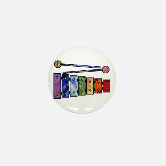 Wild Xylophone Mini Button