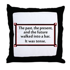 The past, the present, and the future... Throw Pil