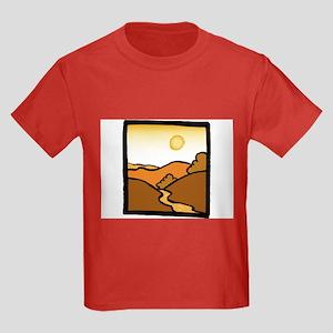 Mountain Kids Dark T-Shirt