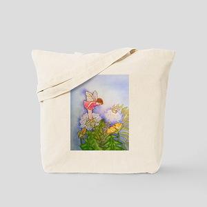 Dandelion Wishing Fairy Tote Bag