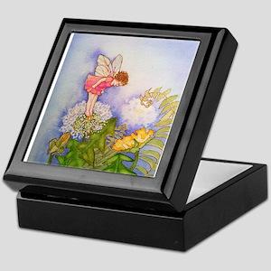 Dandelion Wishing Fairy Keepsake Box