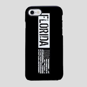 Florida: Distressed Flag iPhone 7 Tough Case