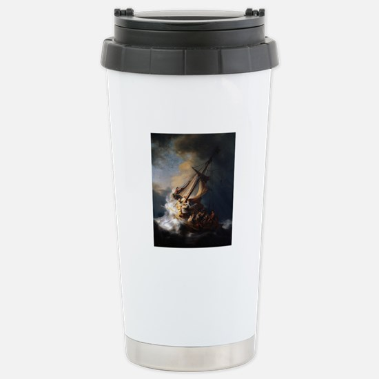 rembrant3.png Stainless Steel Travel Mug