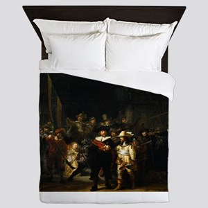 rembrandt12 Queen Duvet
