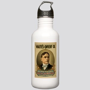 Waite's Comedy Co. Poster Stainless Water Bottle 1