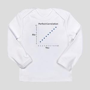 Perfect Correlation Long Sleeve Infant T-Shirt