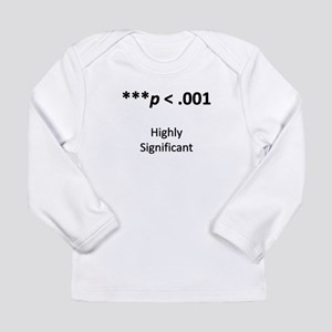 Highly Significant Long Sleeve Infant T-Shirt