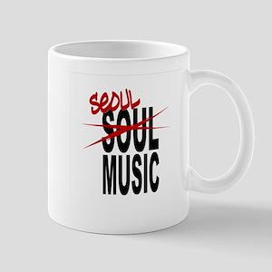 Seoul Music (K-pop) Mug