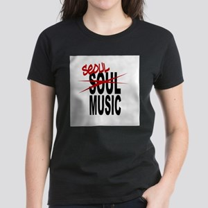 Seoul Music (K-pop) Women's Dark T-Shirt