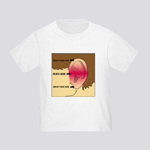Does my head look funny to you? Toddler T-Shirt