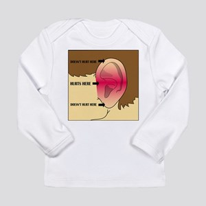 Does my head look funny to you? Long Sleeve Infant