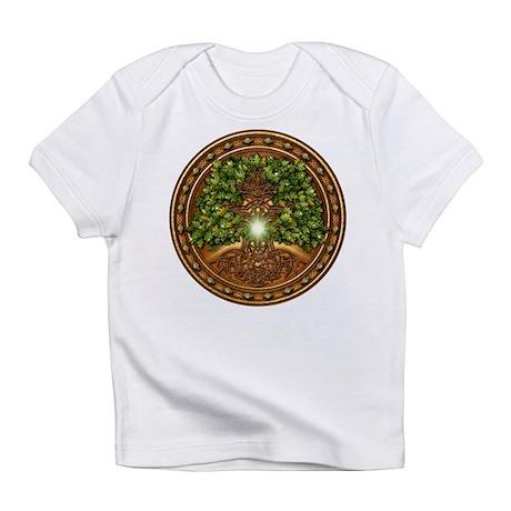Sacred Celtic Trees - Oak Infant T-Shirt