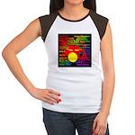 drum and drummer Women's Cap Sleeve T-Shirt